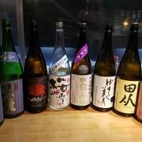 なんと日本酒が飲み放題!!