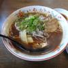 いわた・徳島ラーメン - 料理写真:Bセットの徳島ラーメン