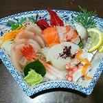 勇魚 - 料理写真:盛り刺