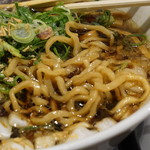和 dining 清乃 - 麺アップ