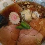 味源 - 料理写真:そしてまたチャーシュー麺