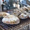旬味 かきの里 - 料理写真:焼き牡蠣&焼き帆立