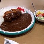 エンリコ - カツカレー(水曜)ライス大盛 880円 2017/03/15