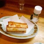 海鮮料理 沖菜 - 長芋揚げ