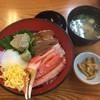 海鮮ダイニング 丼 - 料理写真:若狭丼