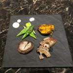 華 千房 - 旬の焼き野菜