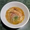 かぞく亭 - 料理写真:魚介そば 塩