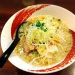 メンコウ ともや - 京都風鶏塩ラーメン