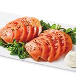 キリンシティ - さっぱりトマトスライス サワークリーム添え