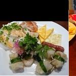 サザンビーチホテル&リゾート沖縄 プレミアムラウンジ - 料理写真: