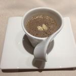 ロワゾー・パー・マツナガ - とかちマッシュのスープ