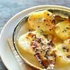 ゴルゴンゾーラチーズとじゃが芋のグラタン