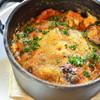 牛トリッパのトマト煮~半熟卵のココット焼き~