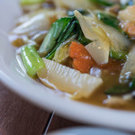 中華キッチン ぐら - 料理写真:什錦炸麪(ごもくかたやきそば)