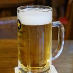 ビヤホールライオン - ランチビール