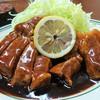 Nico - 料理写真:瀬戸内六穀豚の『尾道とんてき』¥980~               尾道の素材が詰まった一品!肉厚で柔らかくジューシーに調理100g~400gお好みのグラム数を選べます!