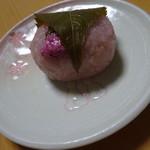 元町 香炉庵 - 桜餅