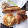 ラ・フルネ - 料理写真:クロワッサン、ラ・フルネのジャムサンド、はちみつバター、サブレディアマン