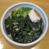 与喜饂飩 - 料理写真:わかめうどん