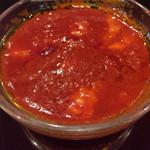 インド料理レストラン パペラ  - チーズカレー