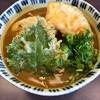 七福亭 - 料理写真:野菜天カレーうどん