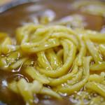 翁そば - 麺