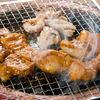 マル超ホルモン - 料理写真:炭火で焼くと美味しさアップ♪