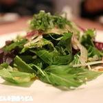 中国料理 成蹊 - 料理写真:じゃこと新玉ねぎのサラダ