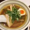 かんじん堂熊五郎 - 料理写真:醤油ラーメン