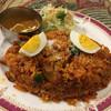 インド・ネパール料理 ナラヤニ - 料理写真:ビリヤニセット٩( 'ω、' )و¥880円