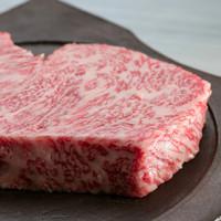 神戸牛(kobe beef)サーロインステーキ   100g~