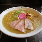 麺 風来堂 - 中華そば塩(700円)
