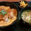 ごはん処 かつ庵 - 料理写真:ロースかつ丼 80g 税抜き490円