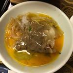 筑波山 江戸屋 - 夕食