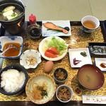 筑波山 江戸屋 - 朝食
