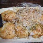 丸幸水産 - 20101231丸幸水産たこ焼き ポン酢
