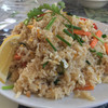 タイキッチン チャバ - 料理写真:海老チャーハン