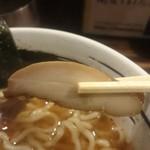 麺場 浜虎 - 鶏チャーシュー