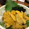 片倉商店 - 料理写真:【うに丼…1,690円】♫2017/3
