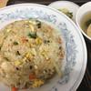 ぎょうざの満洲 - 料理写真:エビ野菜チャーハン大盛(640円)