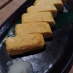 国分寺CHUBO はっぴ - おかんの玉子焼き