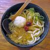 縁  - 料理写真:梅おろしうどん(冷