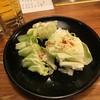 和楽互尊 - 料理写真:下敷きのキャベツ