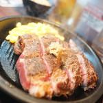 いきなり!ステーキ - 料理写真:ワイルド450g