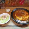 かれんど - 料理写真:チキンカリー(オムライススタイル)