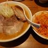 嘉祥 - 料理写真:味噌ラーメン(トッピング:チャーシュー、辛ネギ)