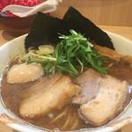 麺処つむじ - 特製ラーメン 1000円