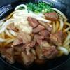 せんしゅう - 料理写真:肉うどん(並) 500円