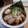 麺やマルショウ - 料理写真:【醤油中華そば + 味玉】¥700 + ¥100