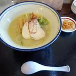 フーミン - 「鶏白湯らーめん(大盛)」820円